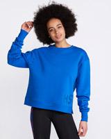 blueHelen Steele Cropped Sweatshirt
