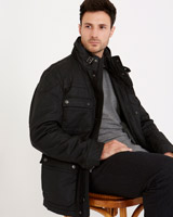 charcoal Paul Costelloe Living Bogart Jacket