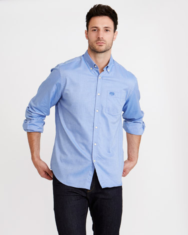 Paul Costelloe Living Regular Fit Oxford Shirt