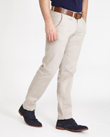 stone Paul Costelloe Living Men Fashion Stretch Chinos
