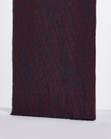 navy-red Paul Costelloe Living Navy Red Design Scarf