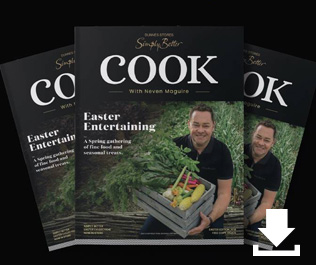 Cook with Neven Maguire - Easter