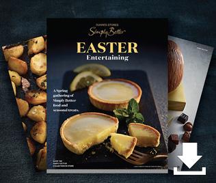 Simply Better Easter Entertaining