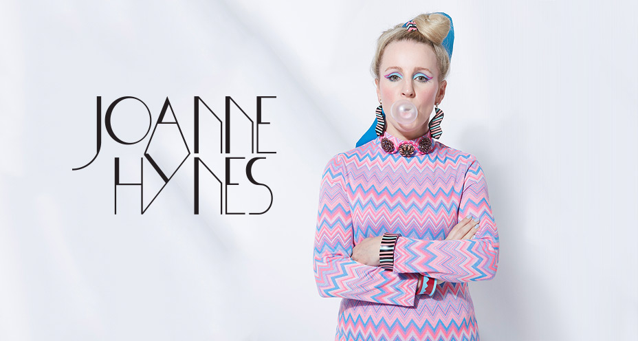 Joanne Hynes at Dunnes Stores
