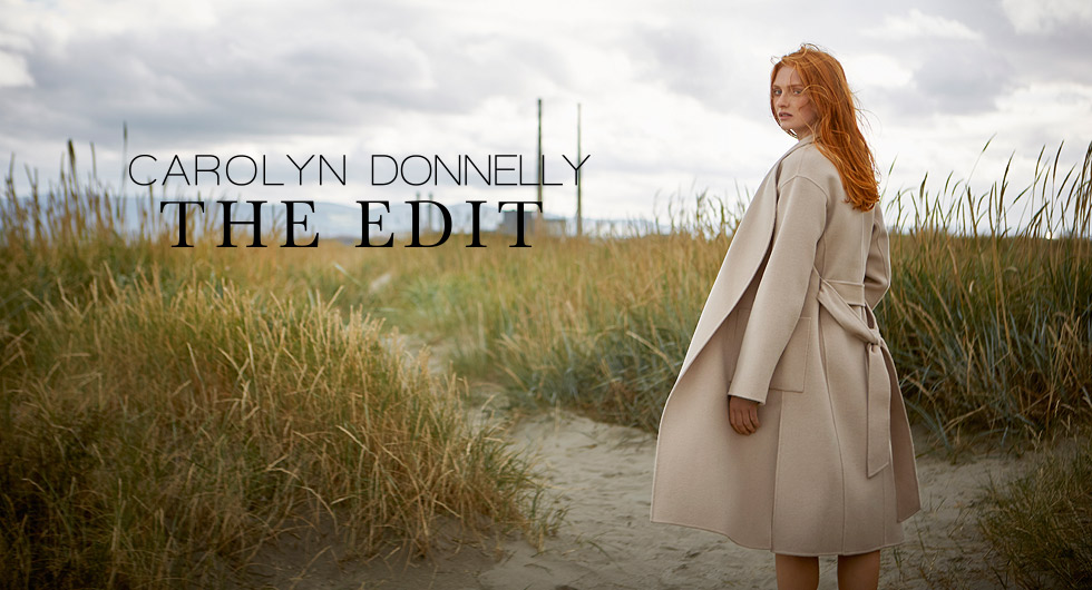 Carolyn Donnelly - The Edit