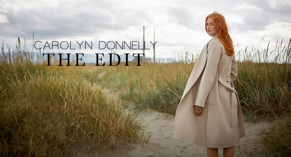 Carolyn Donnelly - The Edit