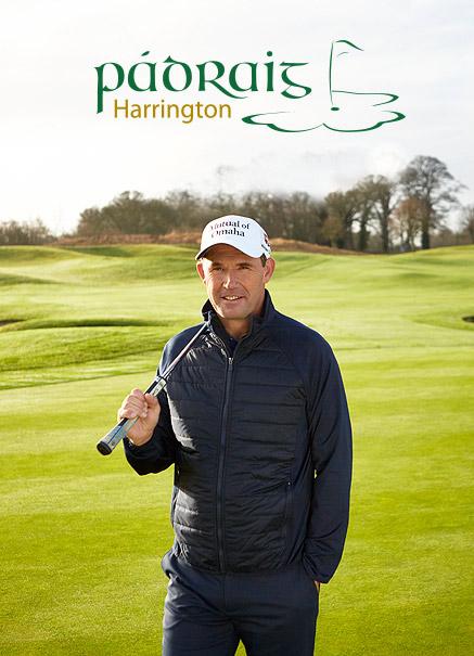Padraig Harrington