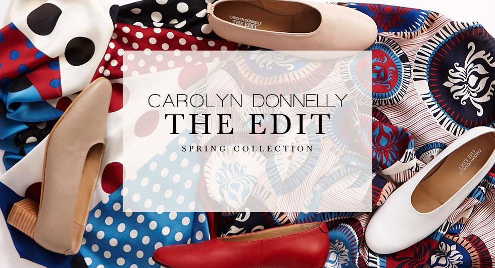 Carolyn Donnelly The Edit