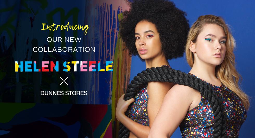Helen Steels x Dunnes Stores
