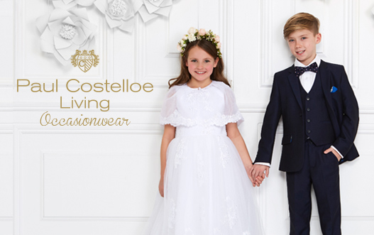 Paul Costelloe Communionwear