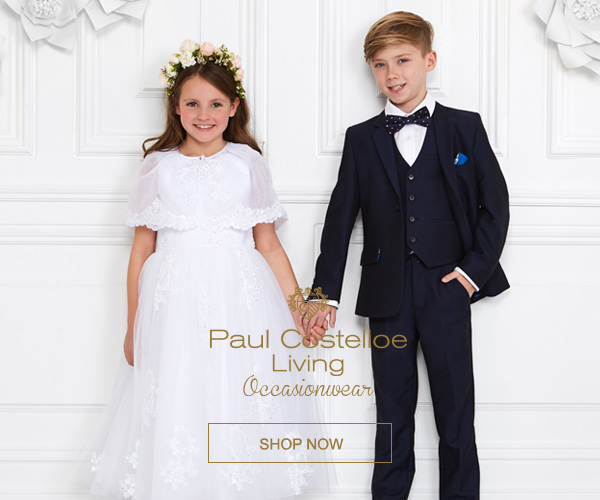 Paul Costelloe Communion