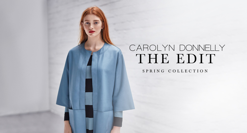 Carolyn Donnelly The Edit