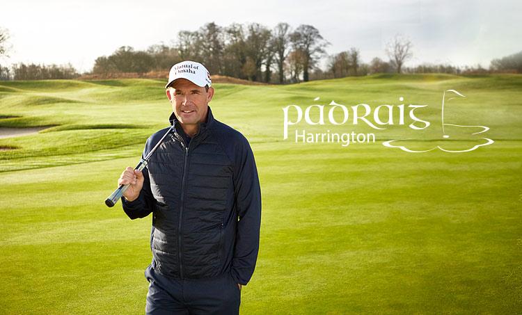 Padraig Harrington Golf