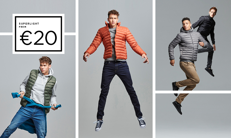 Mens Fashion and Clothing - Menswear | Dunnes Stores