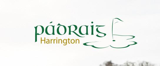 Padraig Harrington Logo