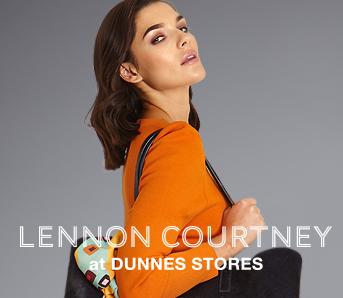 2255f66bd3fa lennon courtney at dunnes stores contrast v neck knit detailing ...
