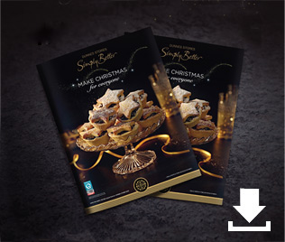 Simply Better Christmas Brochure