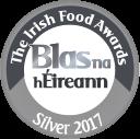 The Irish Food Awards - Silver 2017