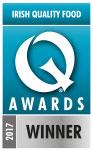 The Irish QUality Food Awards - Winner 2017