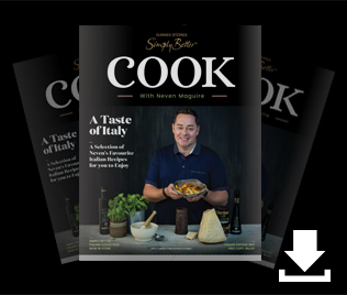 Cook with Neven Maguire - Italian
