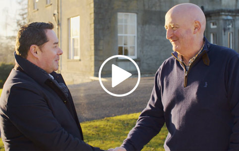 Neven Maguire meets our Bronze Turkey Producer