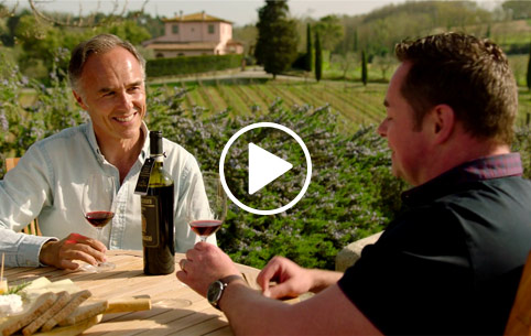 Neven Maguire meets our Chianti Producer