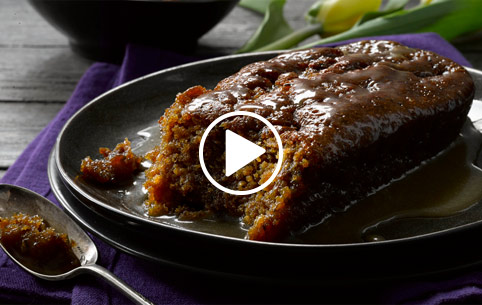 Neven Maguire meets our Sticky Toffee Pudding Producer