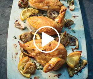 Garlic & Lemon Chicken