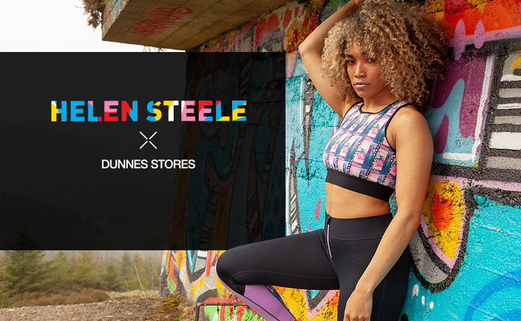 Helen Steele x Dunnes Stores