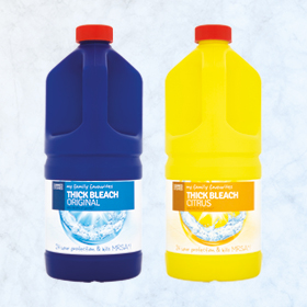 my family favourites Thick Bleach Original / Citrus 2L