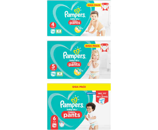 Dunnes Stores Grocery Baby Offers Pampers Dry Jumbo Plus Range