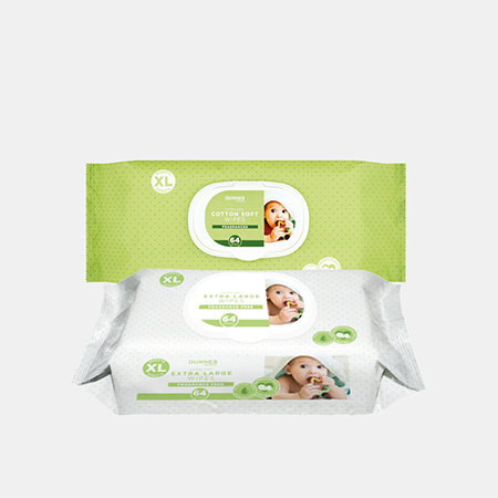DUNNES STORES XL Extra Soft Cotton Soft Wipes Fragrance Free / Fragranced