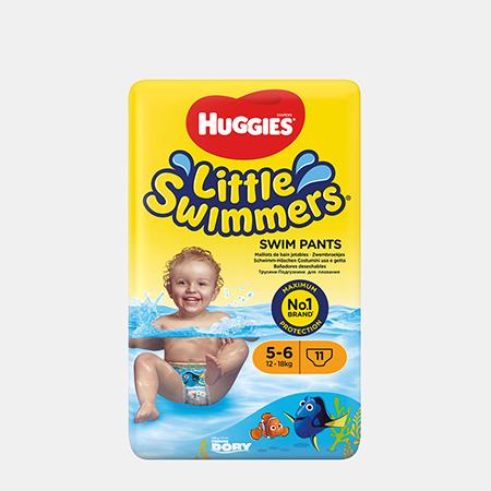 Huggies Little Swimmers Range