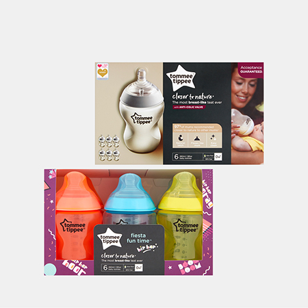 Tommee Tippee Bottle Sets