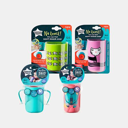 Tommee Tippee Cups Range