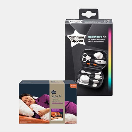 Tommee Tippee Pregnancy Pillow / Health Care Kit