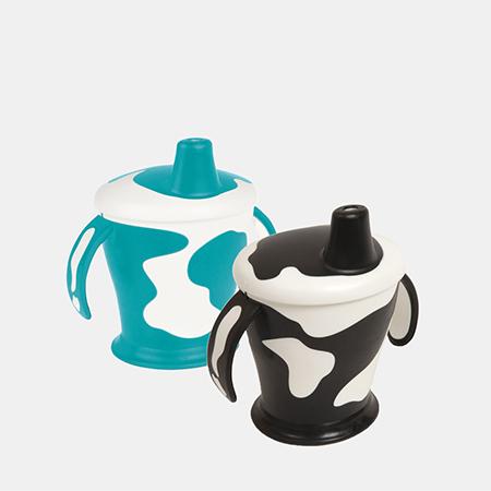 Hamberman Cow Cup Colour / Black