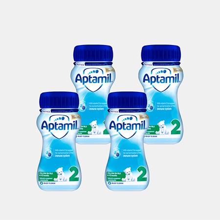 Aptamil Follow On Milk 200ml