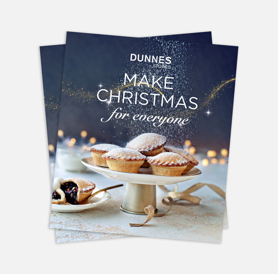 Dunnes Stores Christmas Brochure