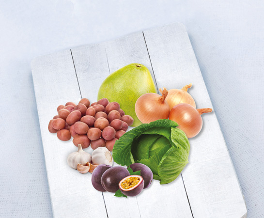 Selected Fruit and Vegetables Offer