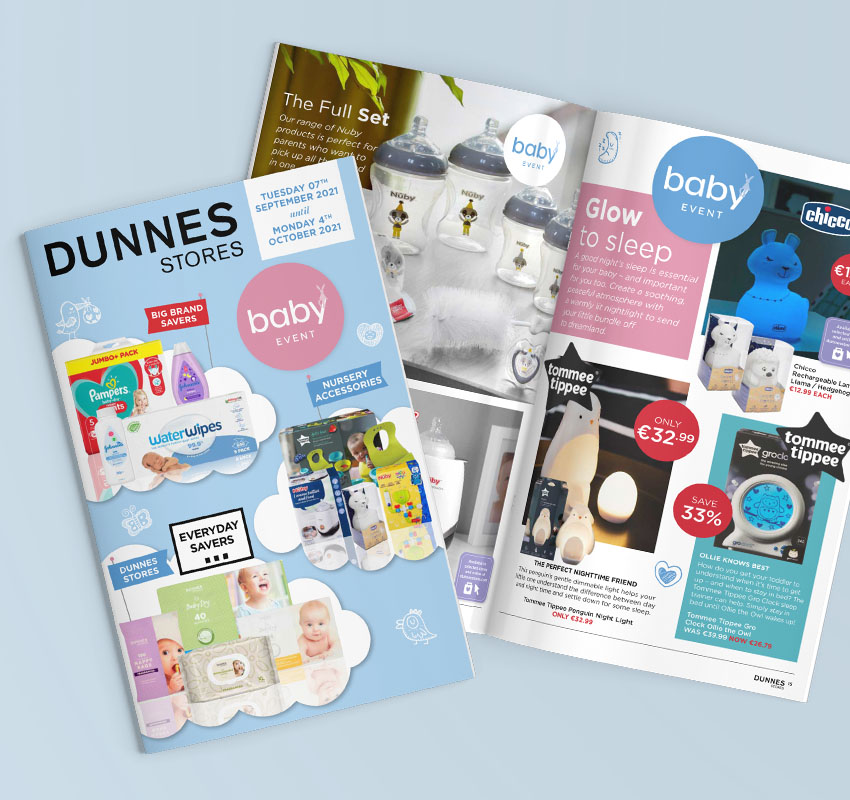 Dunnes Stores Baby Event