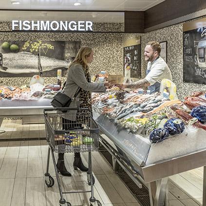 Dunnes Stores Fishmonger