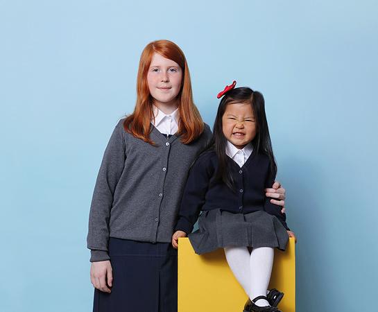 Girls' School Uniform Kids