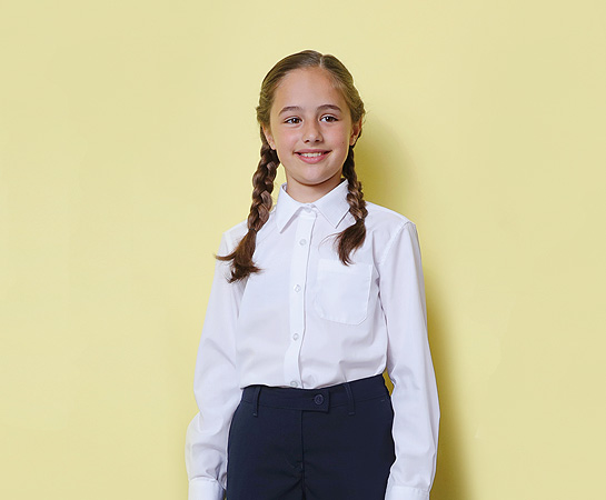 Teen Girls' School Uniform Kids