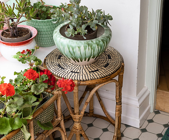Carolyn Donnelly Eclectic Furniture Home