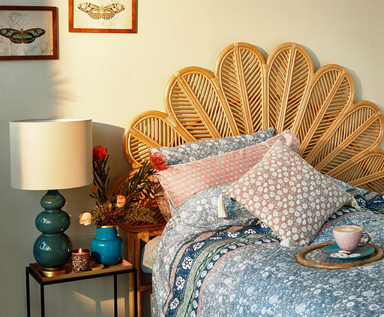 Carolyn Donnelly Eclectic Bedroom Home