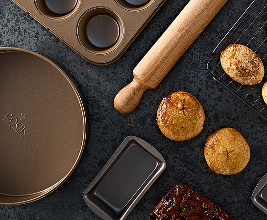 Cook with Neven Maguire cookware and bakeware