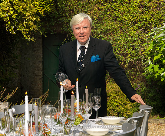 Francis Brennan home wedding