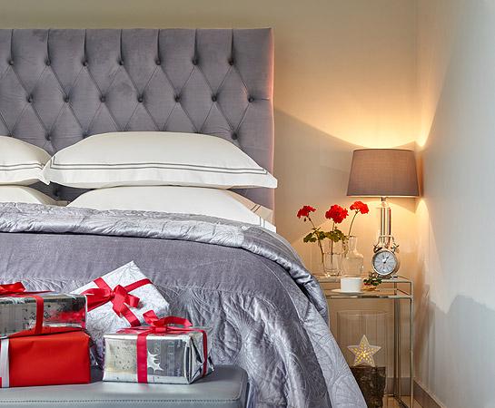 Francis Brennan home bedroom