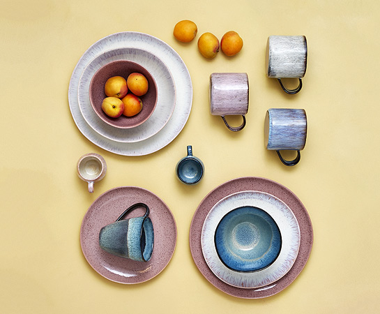 Helen James Considered home tableware